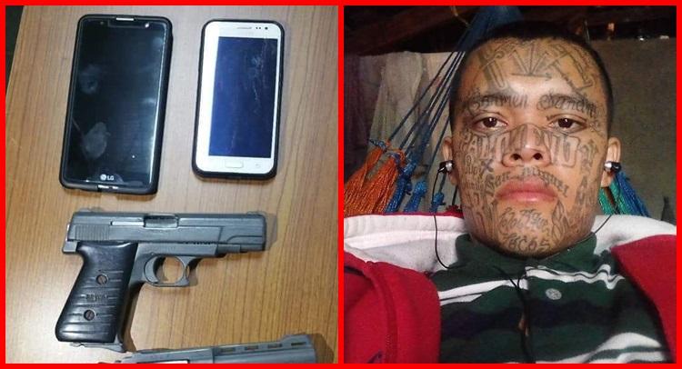 Capturan a cuatro pandilleros por homicidio en San Miguel