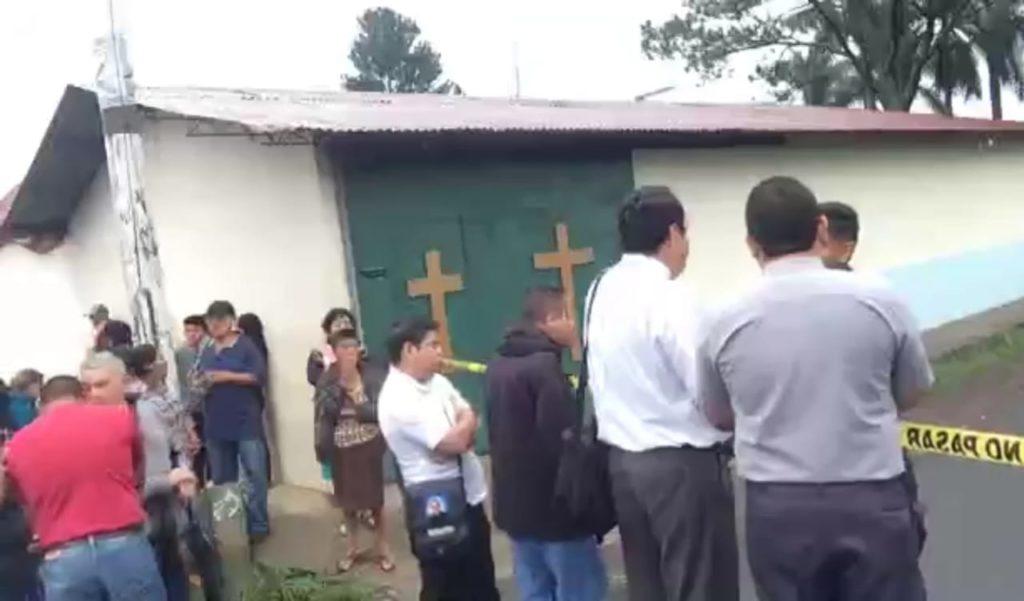 El Gobierno de El Salvador condena el
