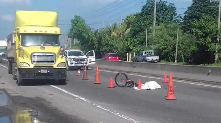 Muere hijo del expresidente Cristiani en accidente de tránsito