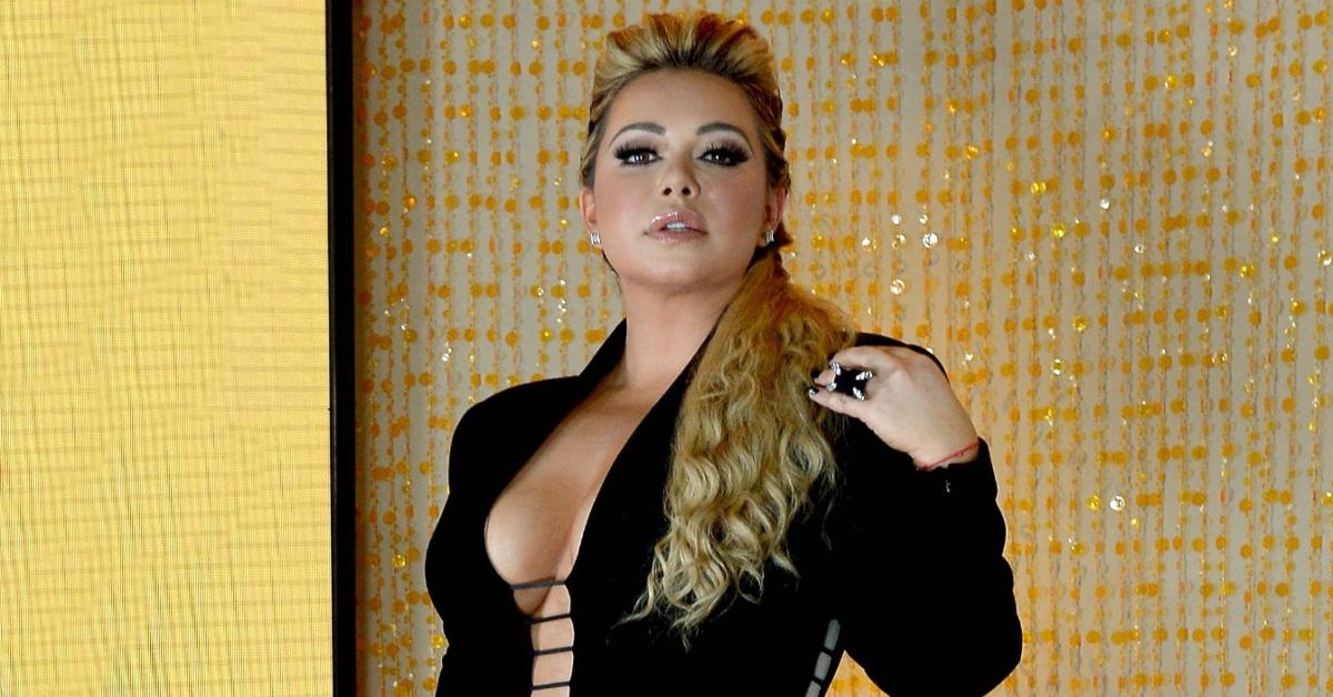 Chiquis Rivera publica foto en bikini y genera polémica