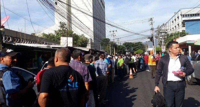 Sismo de magnitud 5,1 remece El Salvador