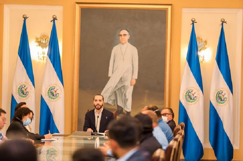 El Salvador registra 30 casos de coronavirus