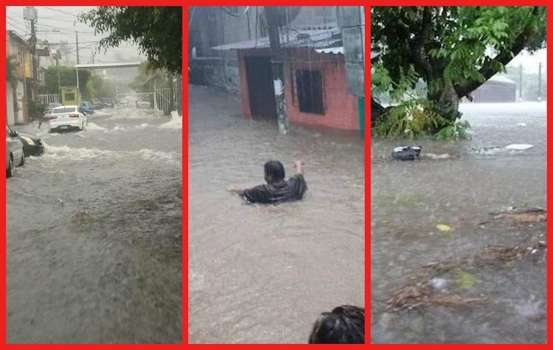 Depresión Tropical generó lluvias en estados del sur del país