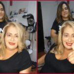"""VIDEO/ Ana Maldonado, la migueleña conocida como """"la mujer sobre el taxi"""" cambia su look"""
