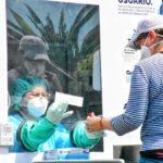 Realizan 300 pruebas de Covid-19 en Sonsonate